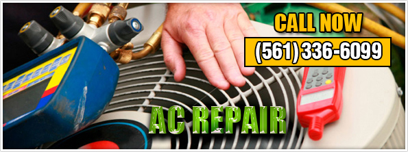 Air Conditioning Repair Banner