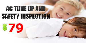 AC Tune-Up Coupon